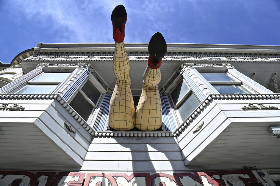 San Francisco: The Haight