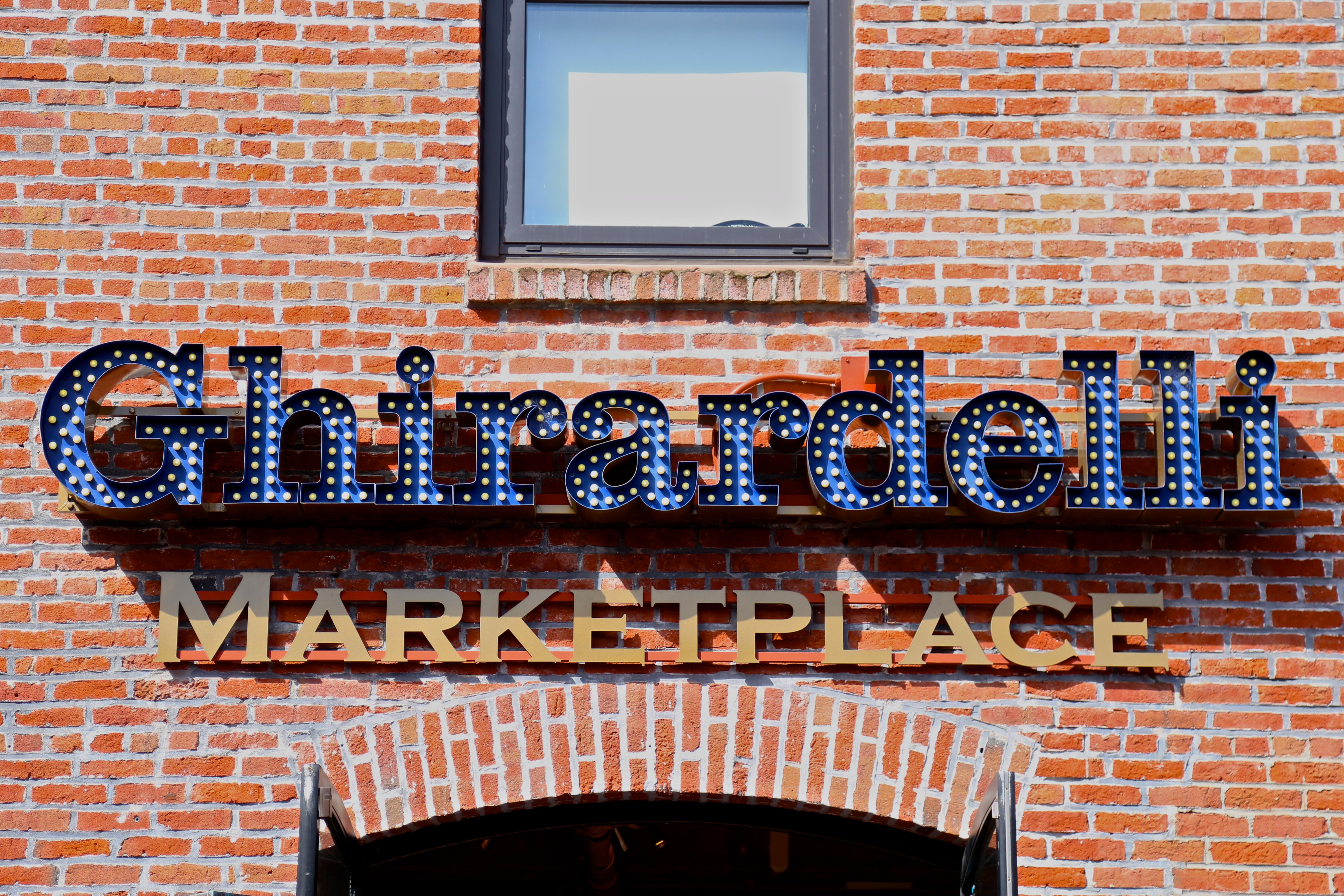 Ghirardelli Square : le paradis des gourmands
