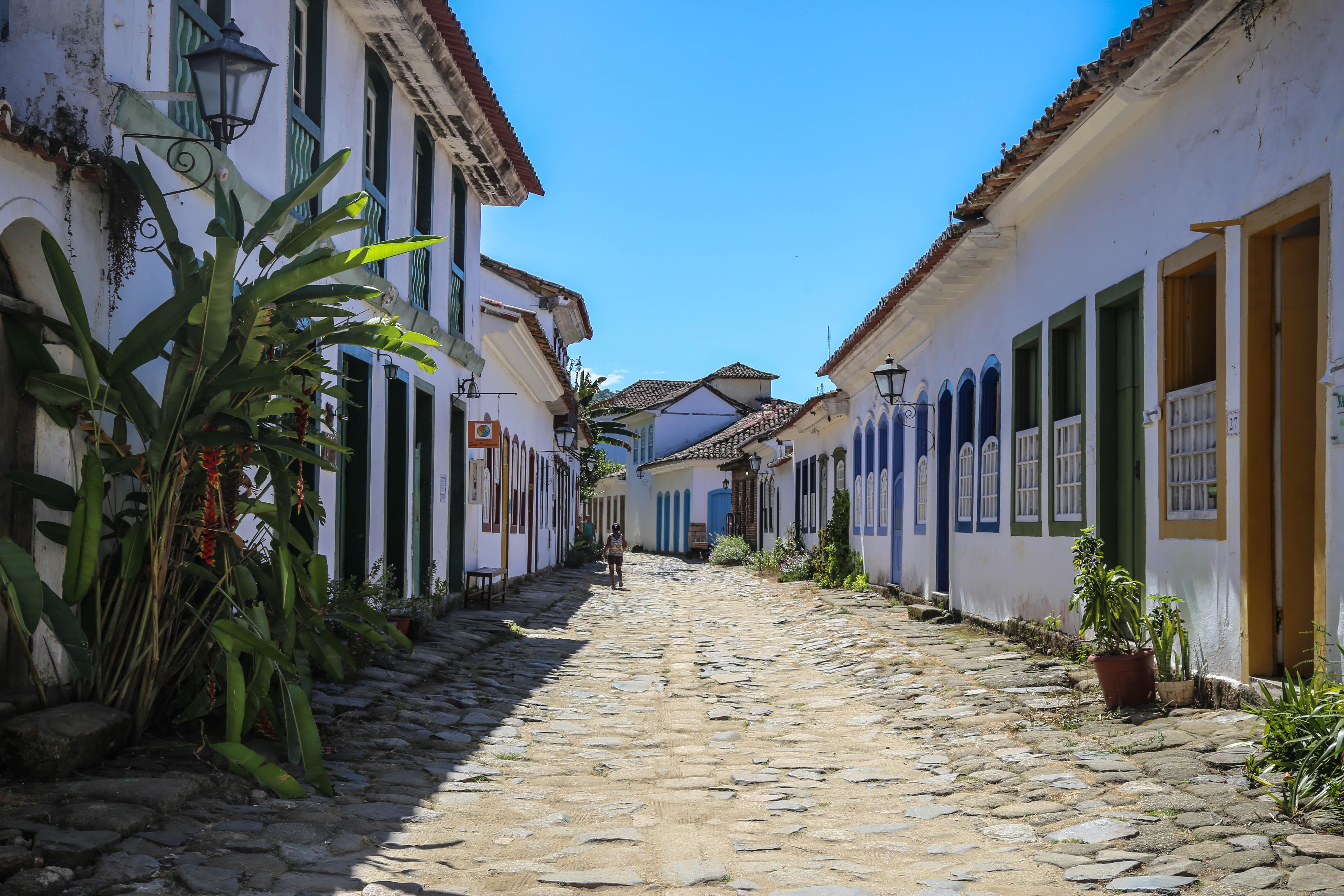 Paraty : un air de paradis sur la Costa Verde