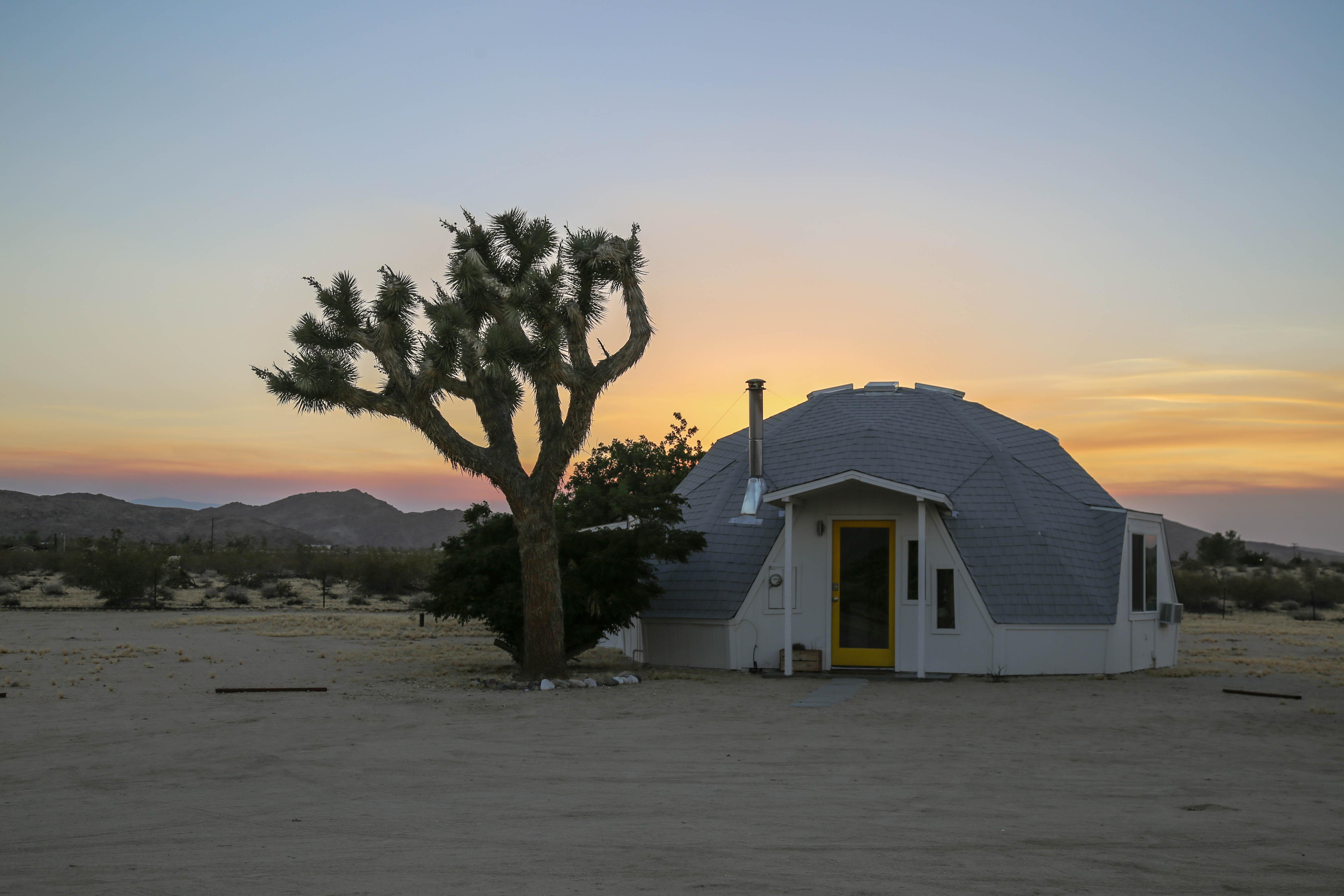 Joshua Tree National Park : Dormir dans le désert