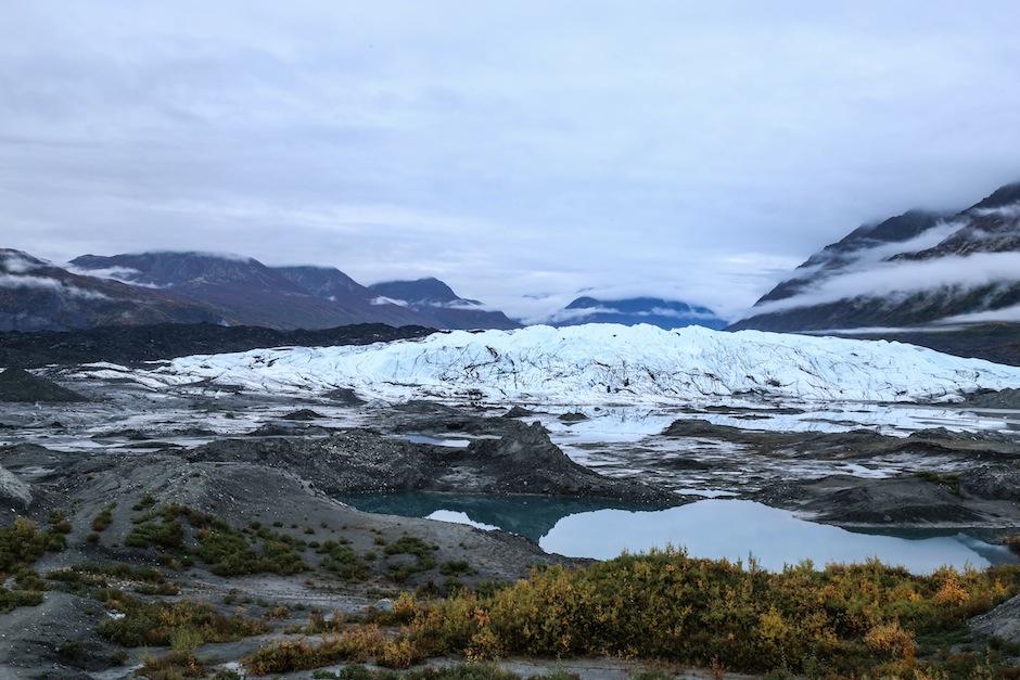 Alaska #2 : Sur la route des glaciers