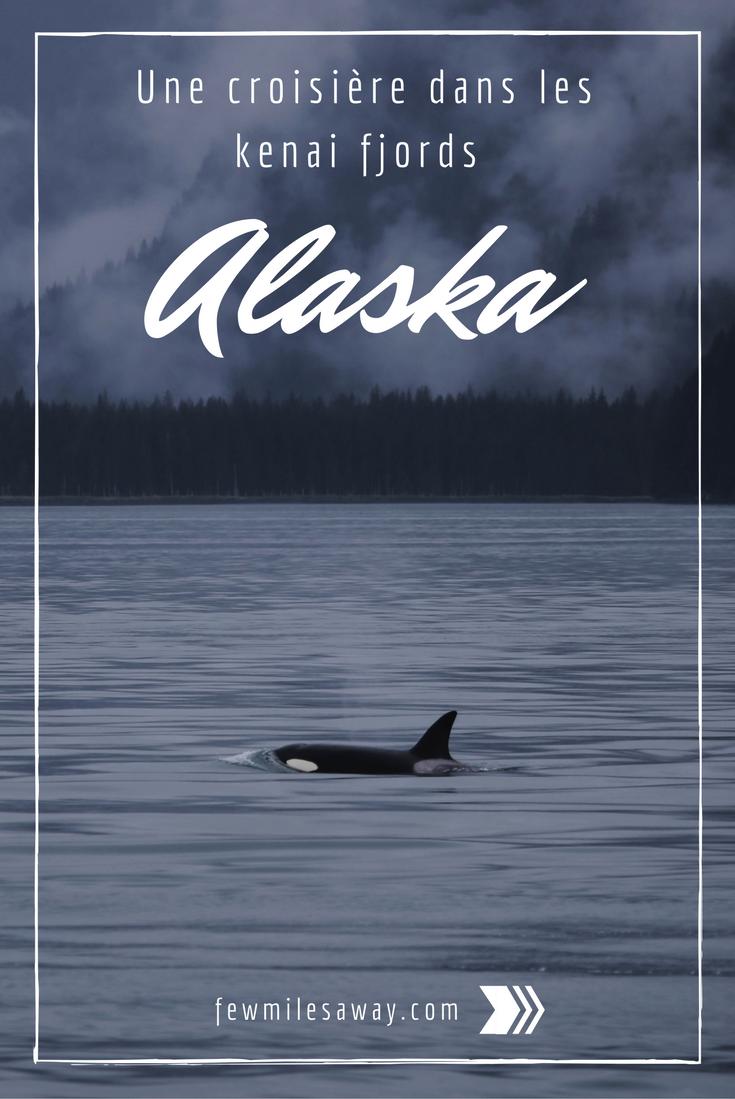 Partir en croisière à la découverte des Kenai Fjords lors de votre road trip en Alaska