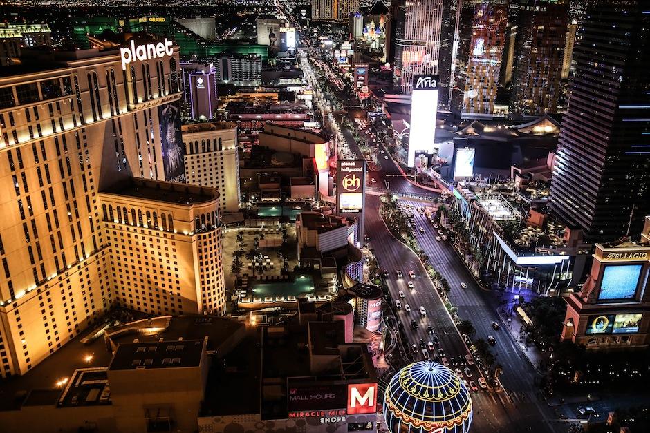 Las Vegas… Encore ?