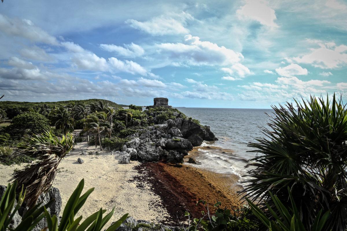 tulum-mexique-yucatan-plage-caraibes-ruines